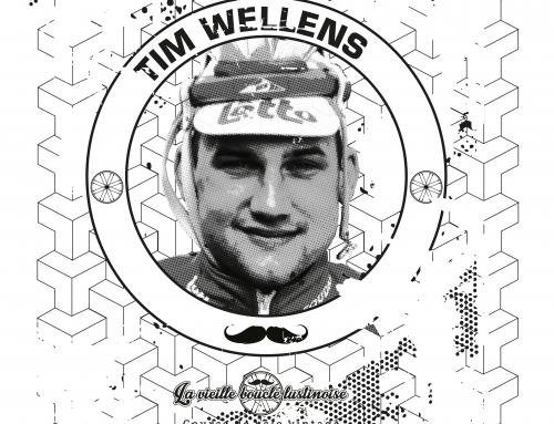 Affiche Tim Wellens – Edition limitée